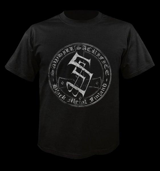 Image of Sawhill Sacrifice logo T-shirt