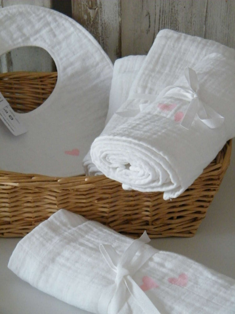 Image of Lange coton blanc (LNGBLCCOEUR)