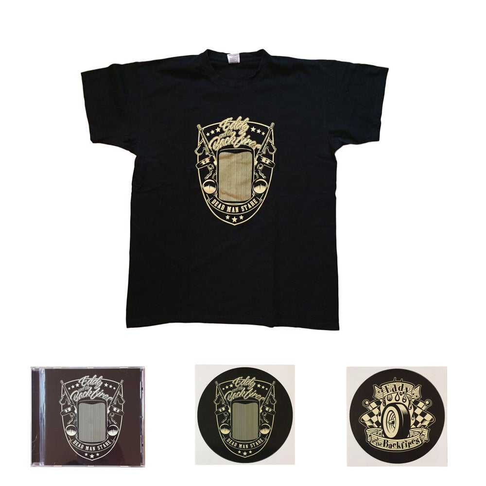 "Image of Eddy & The Backfires ""Dead Man Stare Bundle"""