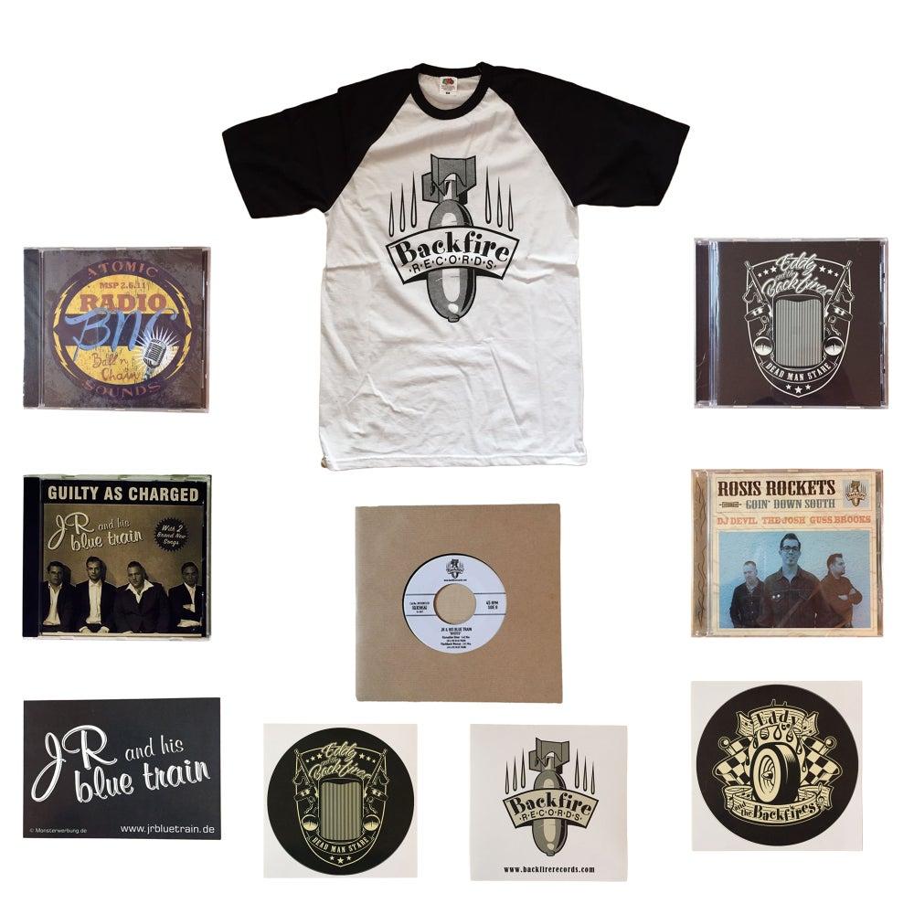 "Image of Exclusive Backfire Records ""Label Bundle"""