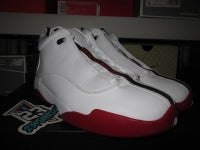 "Jordan Jumpman Pro Quick ""White/Gym Red"" - FAMPRICE.COM by 23PENNY"