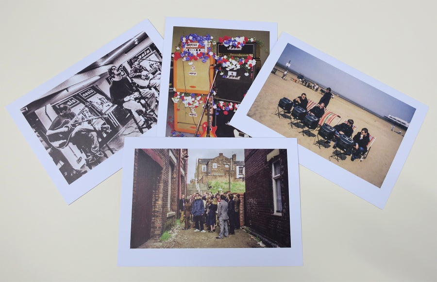 Image of Oasis Greetings Cards