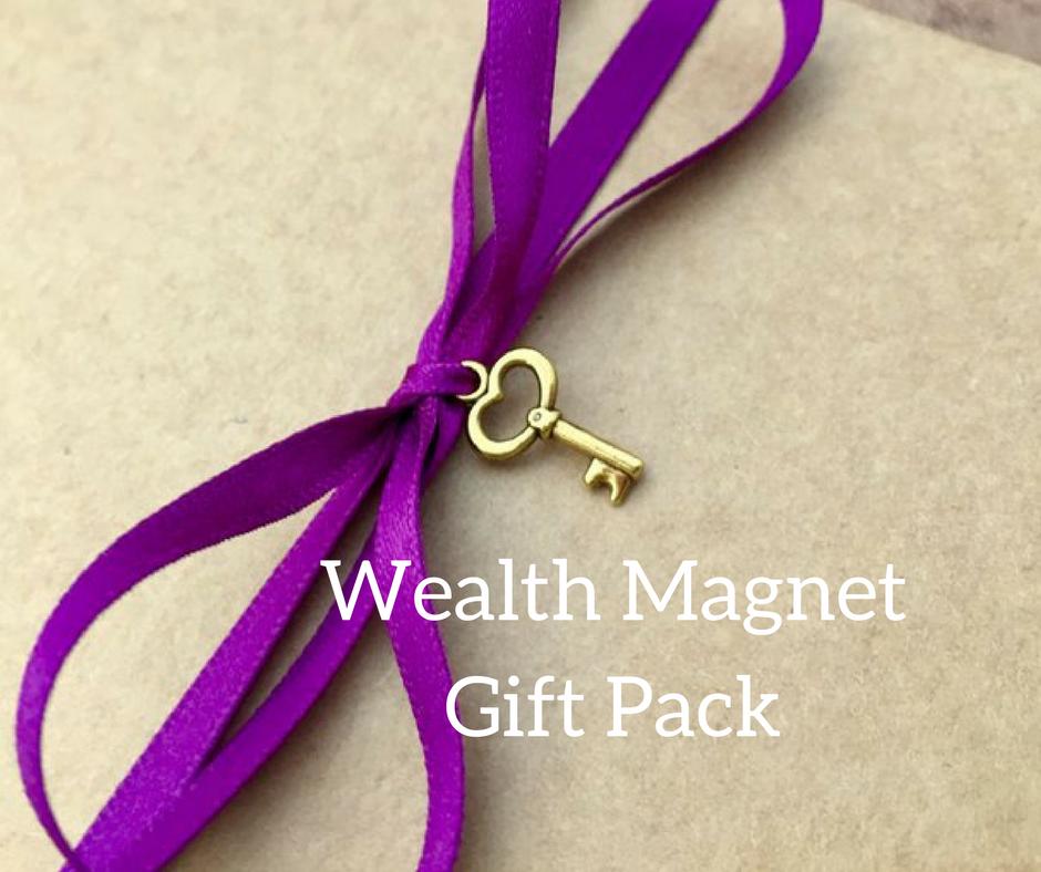 Image of Wealth Magnet Gift Pack