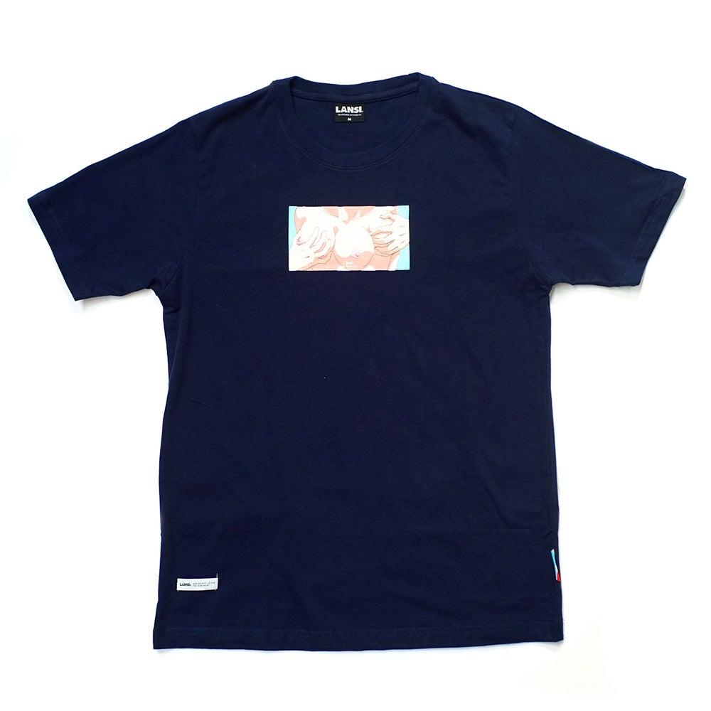 """Image of LANSI """"Tres Tatas"""" T-shirt"""