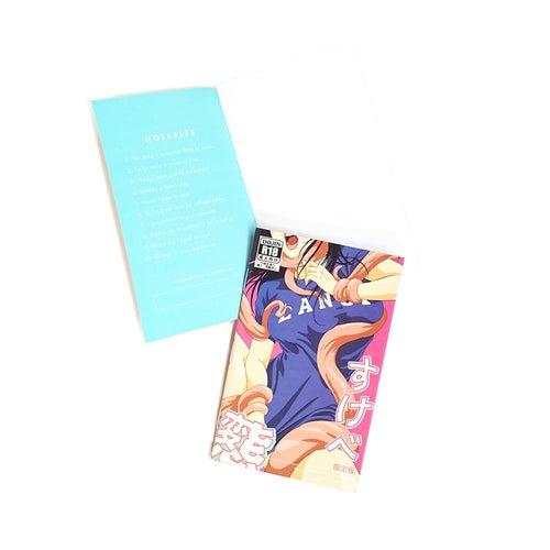 """Image of LANSI """"Hentai"""" Workbook"""