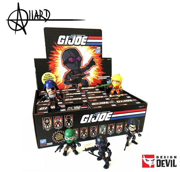 Image of G.I. JOE Blind Box - Autographed