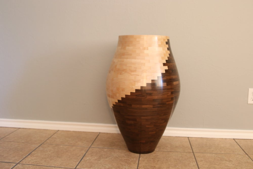Image of Calm Before The Storm- My 100th Vase