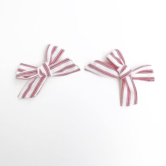 Image of Candy Cane Clips