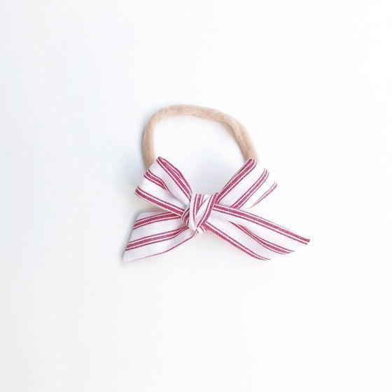 Image of Candy Cane Headband
