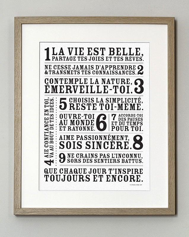 Image of ☆ Nouveauté ☆ La Vie est Belle