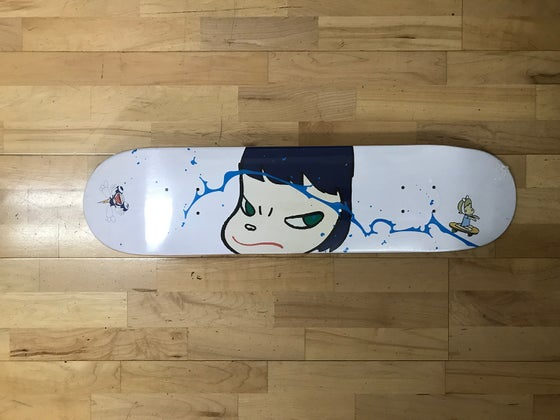 Image of Nara X Murakami Skateboard, 2001 RARE