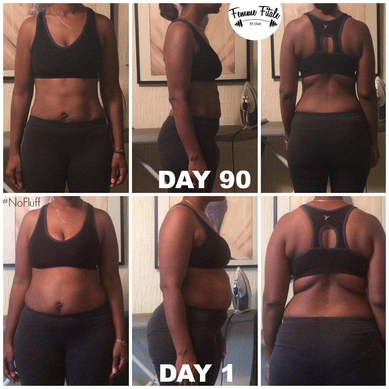 Image of 30-Day #NoFluff Challenge (December)