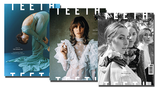 Image of Life Imitates Art Issue (Digital Download)