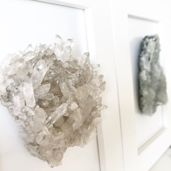 Image of Stardust Framed Mineral Set