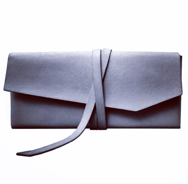 Image of The Perfect Leather Clutch