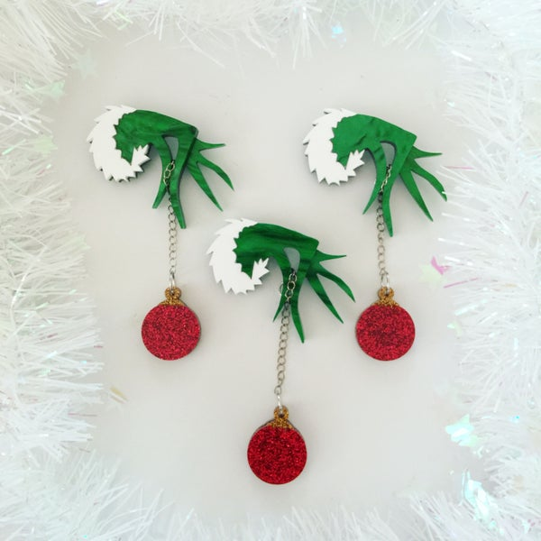 Image of Whoville Brooch - ball version