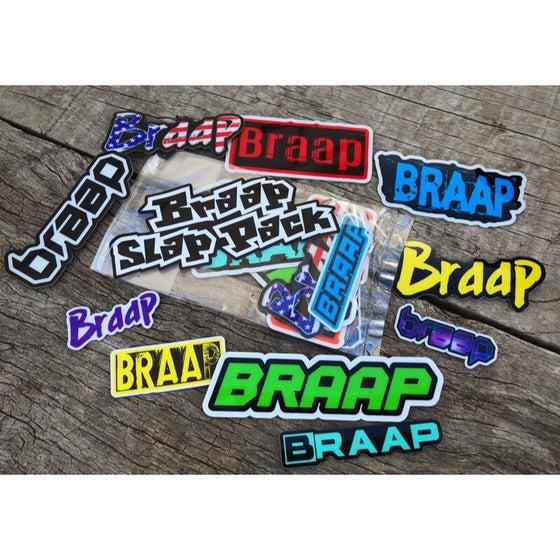Image of Braap Slap Pack