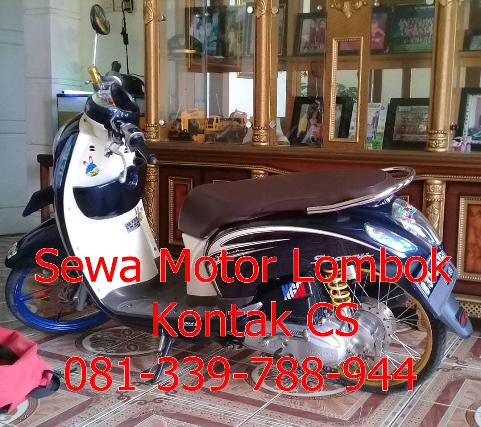 Image of Pesan Sewa Kendaraan Motor Di Lombok 081-339-788-944