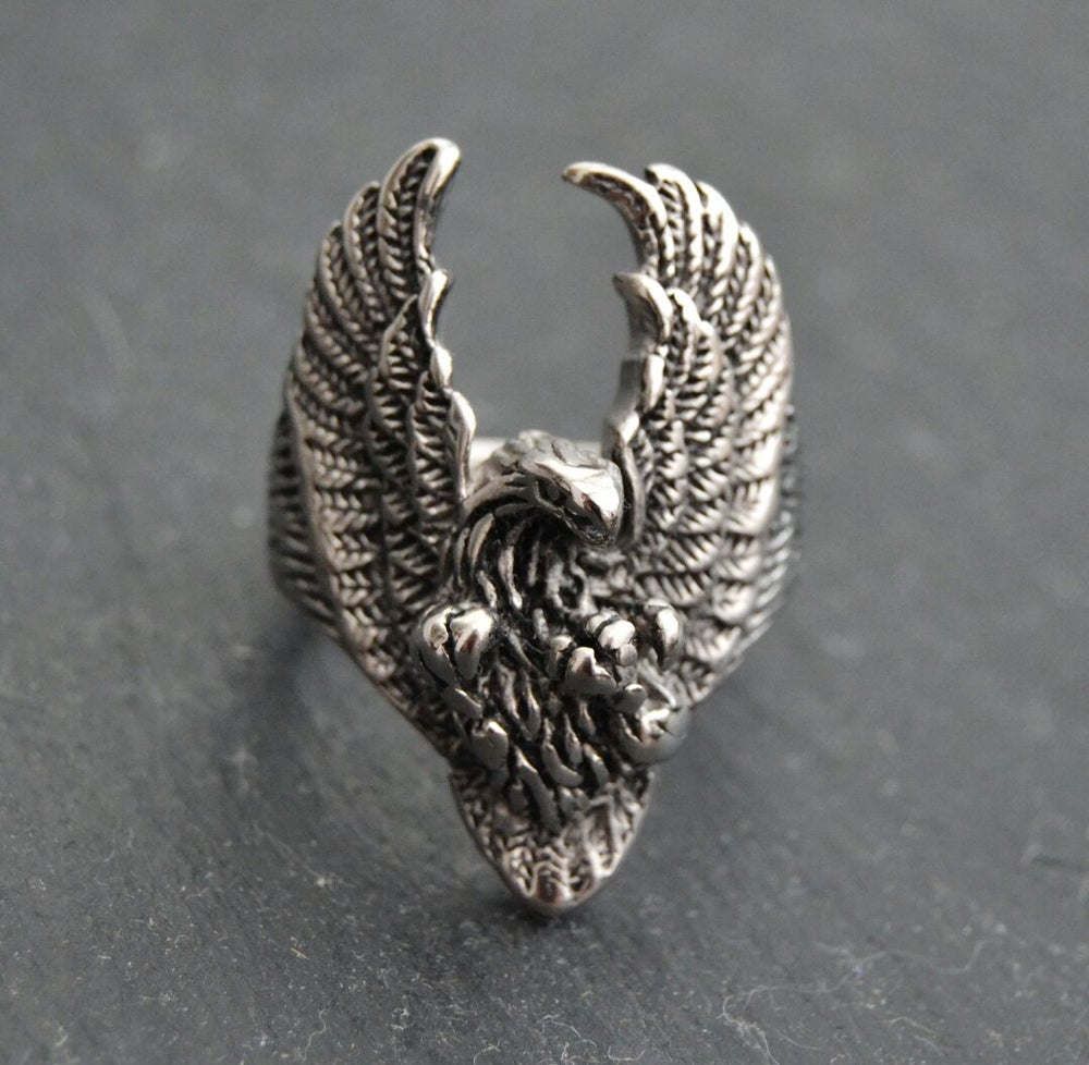 Image of Death Before Dishonour Ring