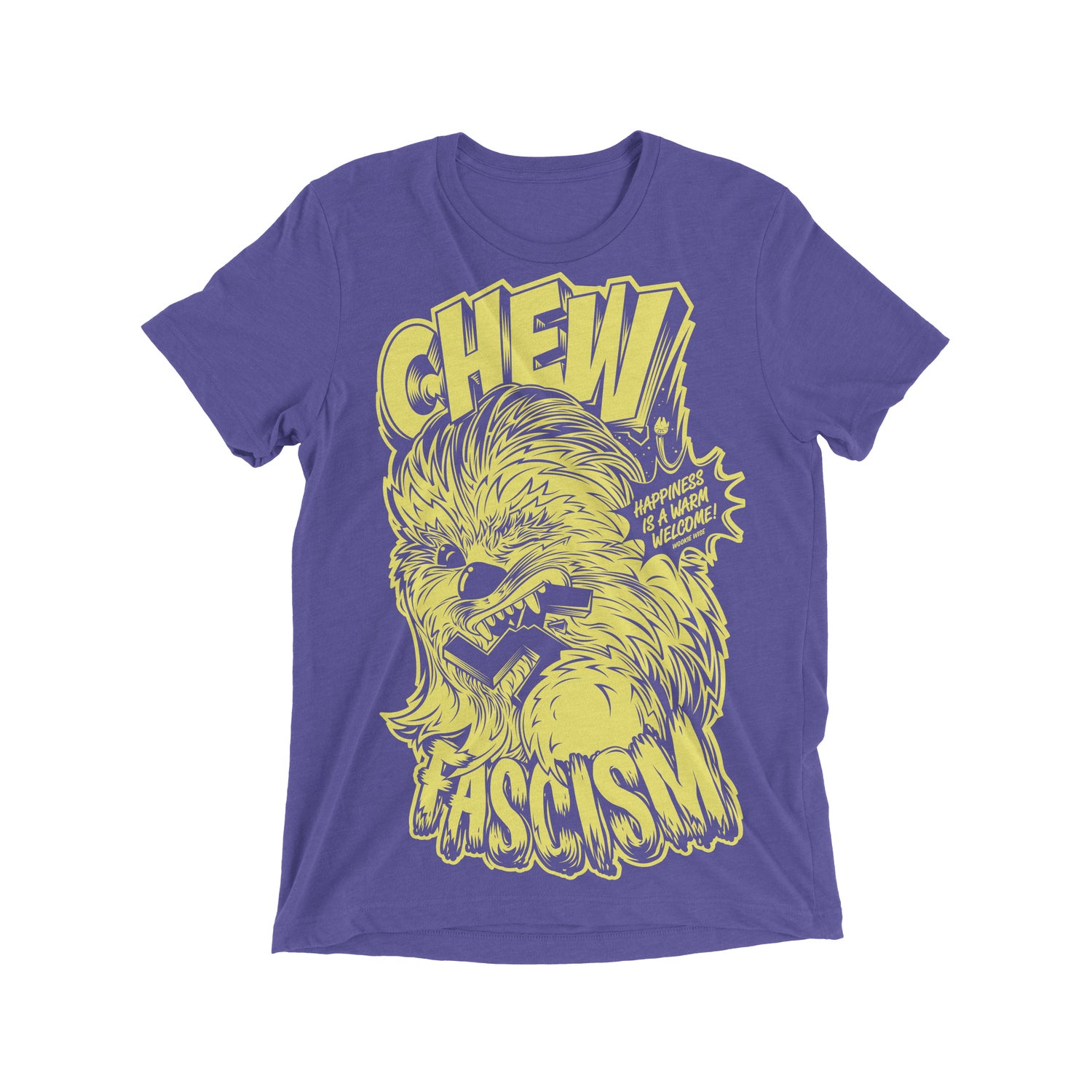 Image of YOUTH CHEW FASCISM / Purple