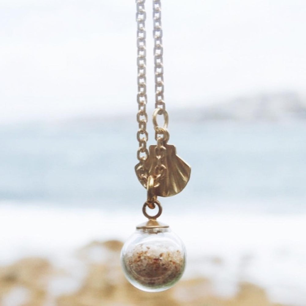 Image of Little Pieces of Coogee, NSW - gold or silver