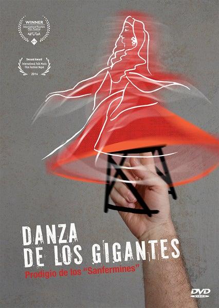 Image of DVD. DANZA DE LOS GIGANTES. Prodigio de los Sanfermines