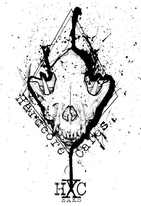Image of SÉRIE LIMITÉE - John Eaks Tattoo Signature - Man