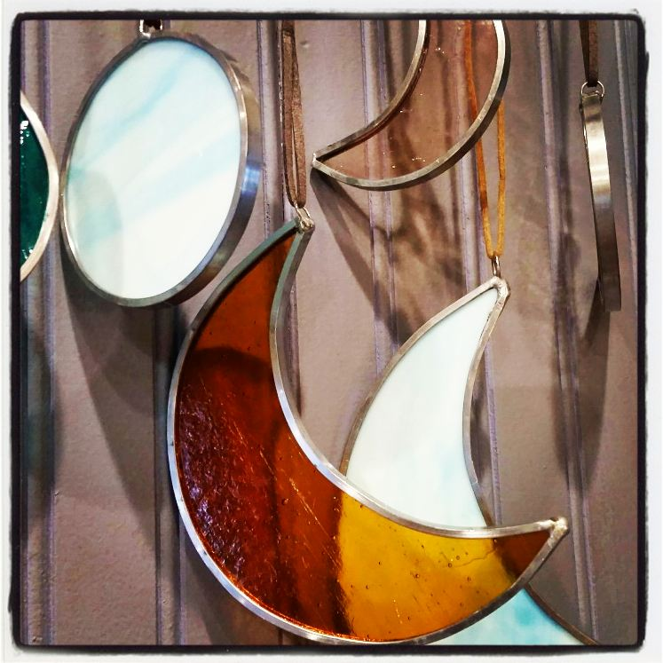 Image of *Stellar collection-stained glass