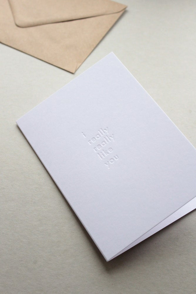 Image of SHY CARDS