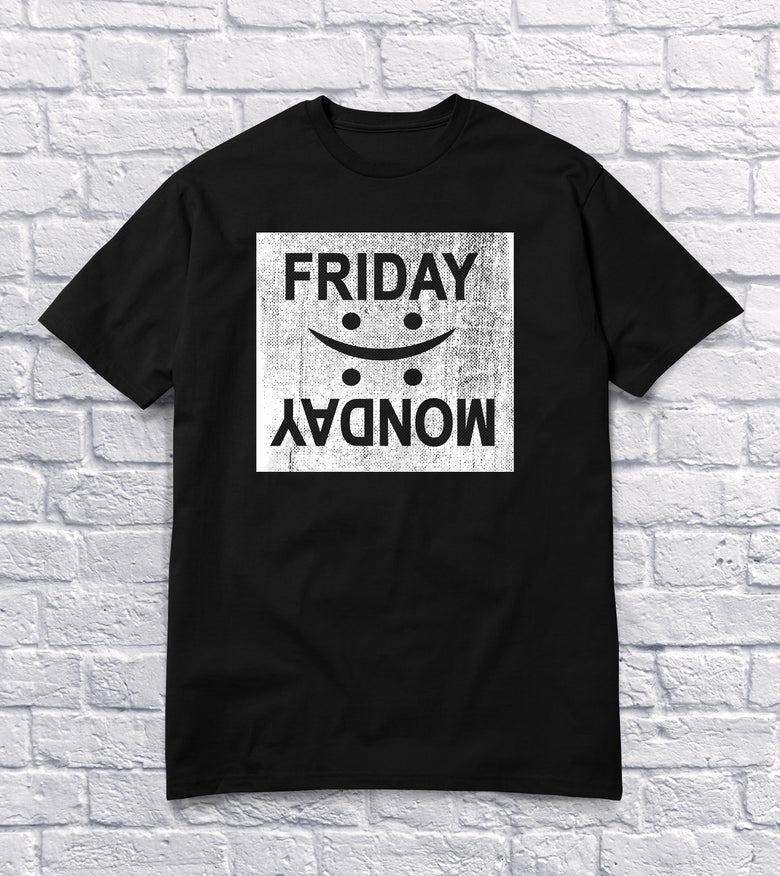 Image of Friday monday sort