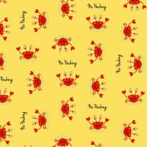 Image of Yellow Crabs from Big Splash