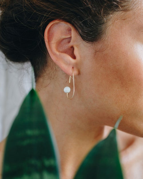 Image of clip earring