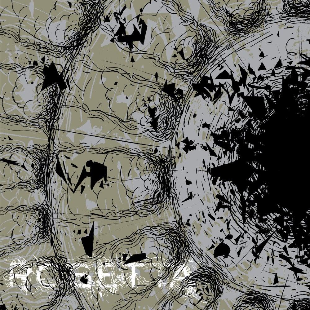 Image of Rosetta - The Galilean Satellites 2xLP Set 1 & Set 2 & T-Shirt Package *Preorder