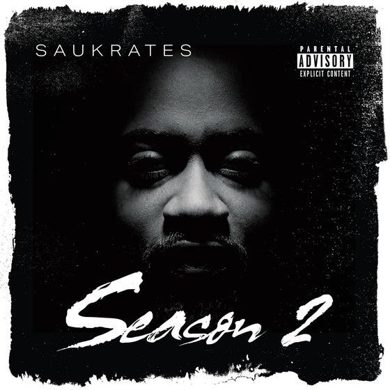Image of Saukrates - Season 2 (CD)