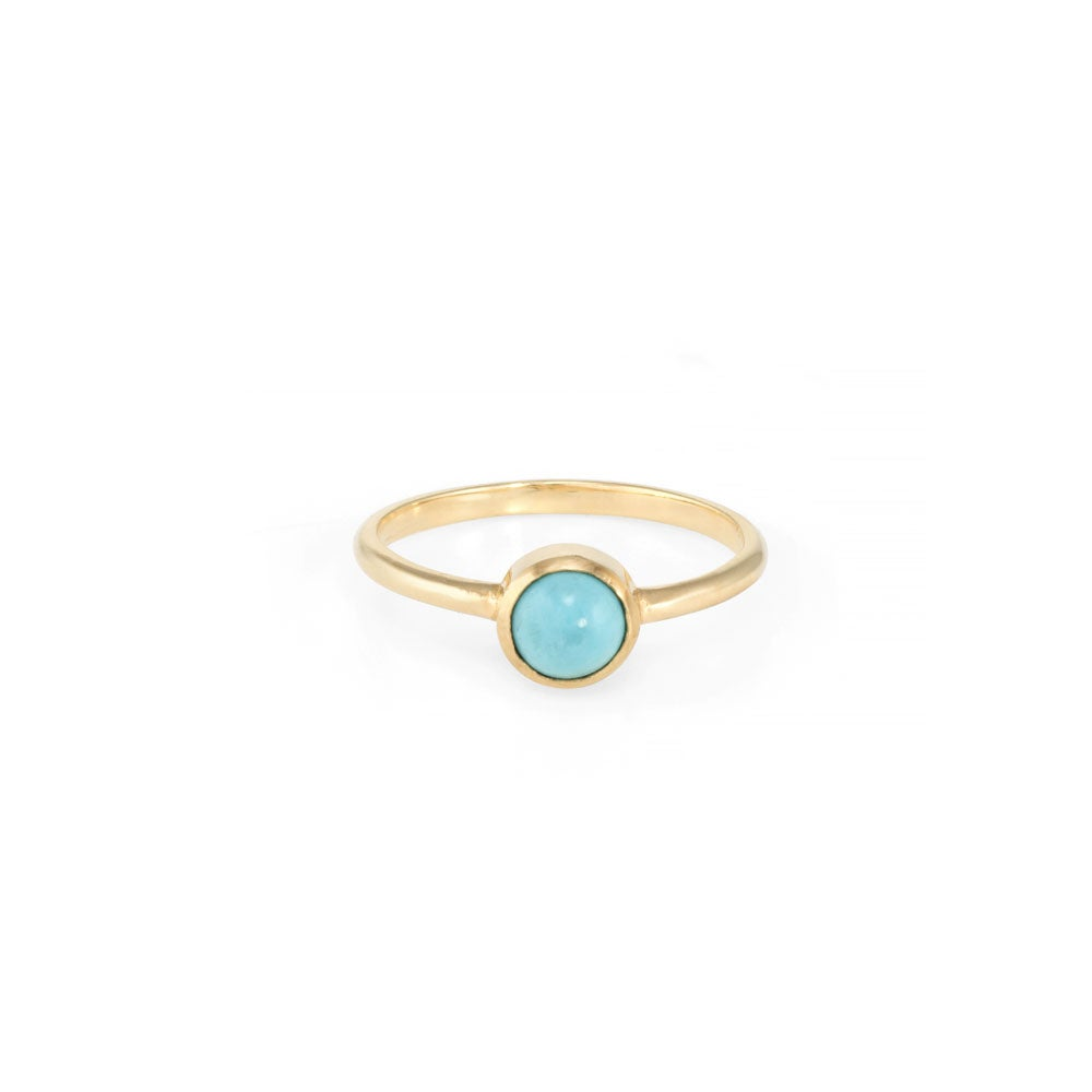 Image of Turquoise Sabina Solitaire
