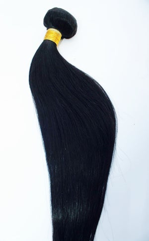 Image of Peruvian Virgin Straight 28""