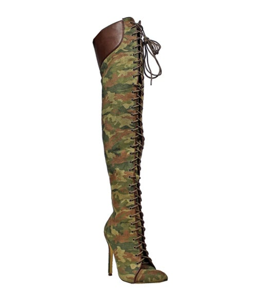 Image of Sexy fatigue boots