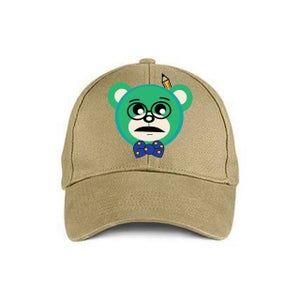 Image of Jason C Peters Neon the Nerd Bear Cap