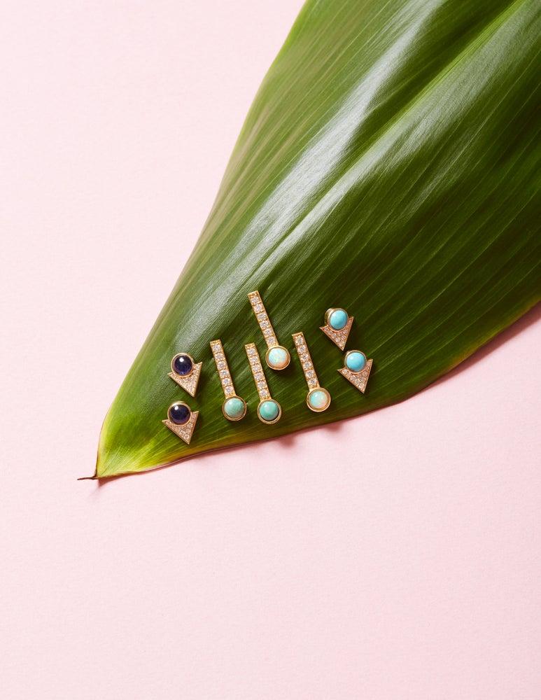 Image of Opal Hayworth Earrings