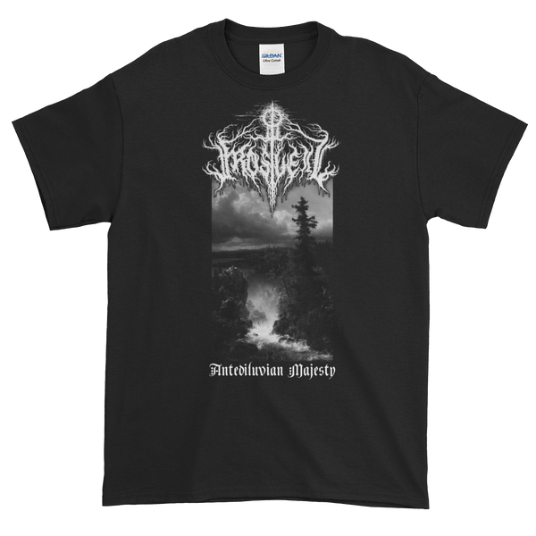 "Image of Frostveil - ""Antediluvian Majesty"" shirt"