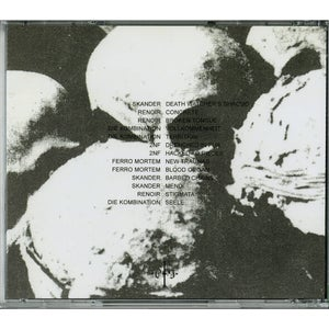 Image of Various Artists – Death Always Follows (ES008)