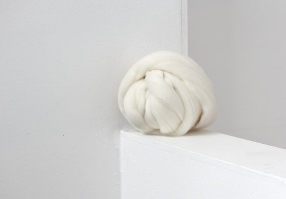 Image of Roving - Snow 50g