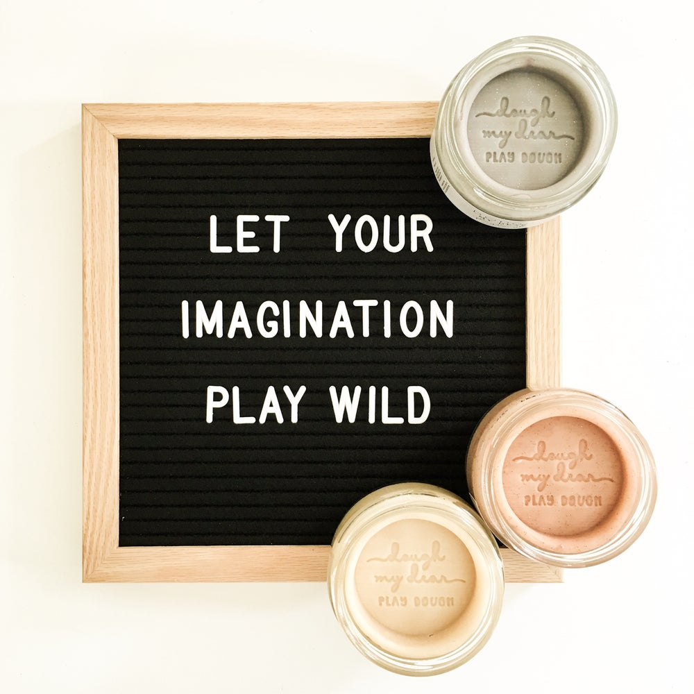 Image of THE MINI BLACK LETTERBOARD