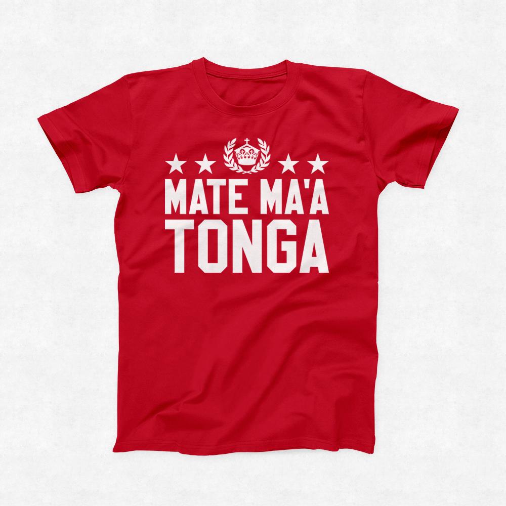 Image of MATE MA`A TONGA