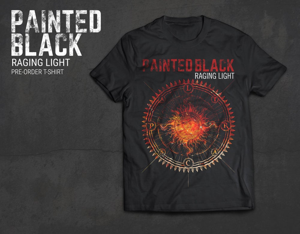 Image of 'Raging Light' T-Shirt (Limited Edition!)