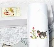 Image of Sweet Kitten ladies handkerchief