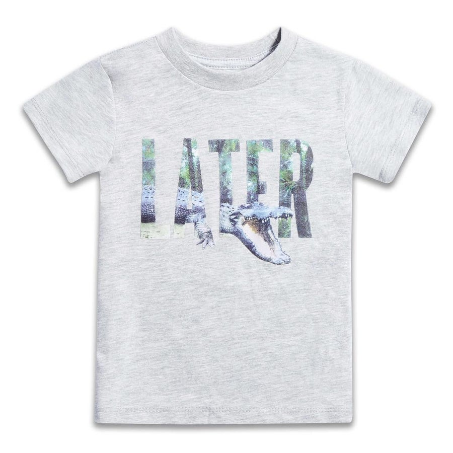 Image of Later Alligator tee