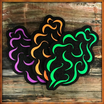 Image of Tree Shurts UV Reactive Moodmats