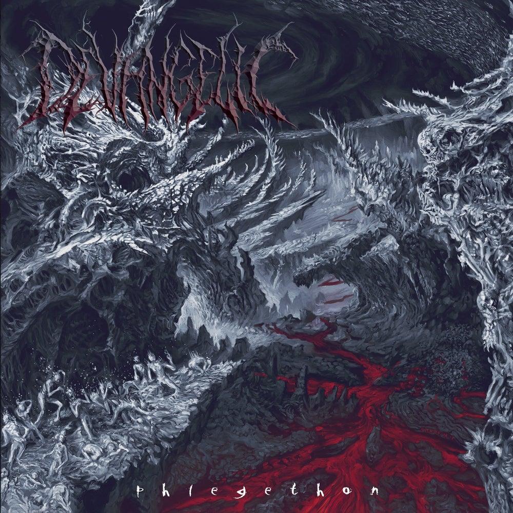 Image of DEVANGELIC - Phlegethon CD