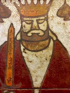 Image of Ceramic Wall Hanging